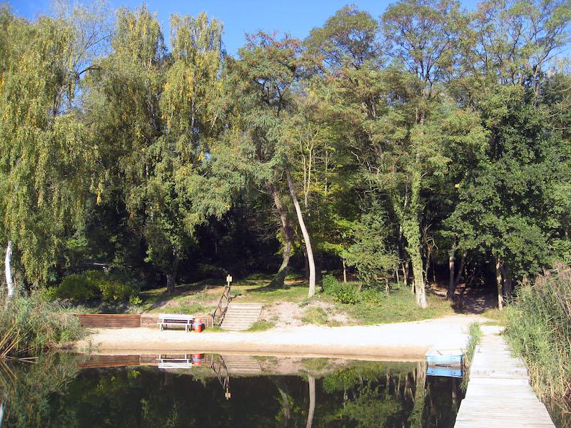 Steg_am_See_Natur_Campingplatz