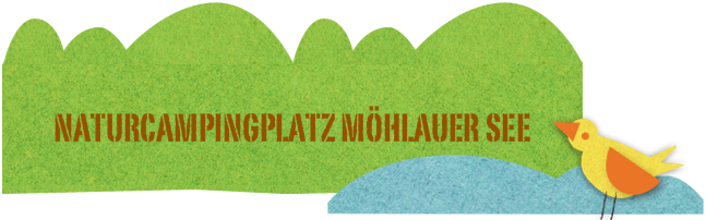 Natur Campingplatz Moehlauer See