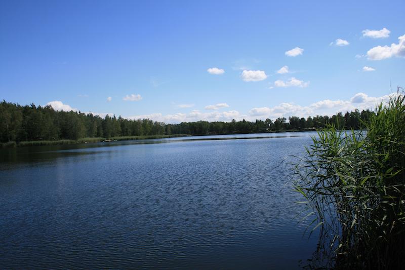 Am See Natur Campingplatz
