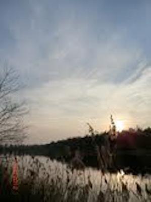 Sonnenuntergang_Sunset_See_Natur_Campingplatz