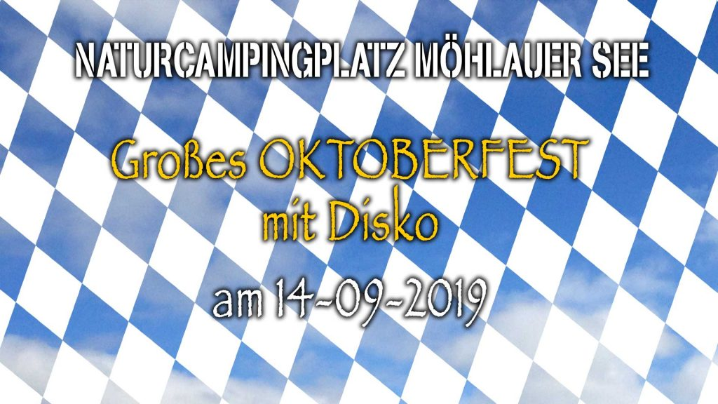 Oktoberfest Naturcampingplatz